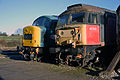 47761 & 45108 - Midland Railway Centre (12408661524).jpg