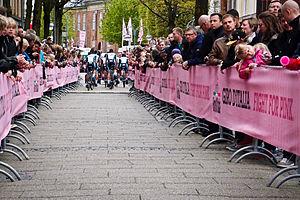 2012 Giro d'Italia - 2012 Giro d'Italia team presentation in Herning