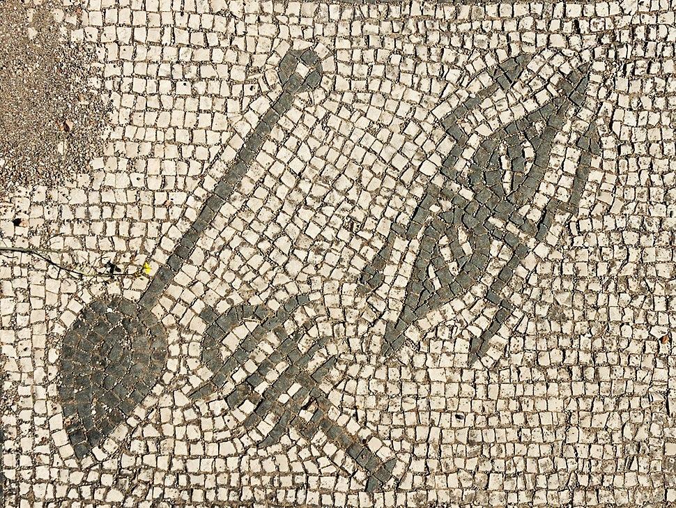 4th panel Mitreo di Felicissimus Ostia Antica 2006-09-08