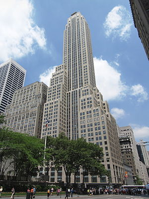 500 Fifth Avenue - Image: 500 Fifth Avenue Panorama