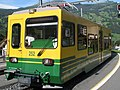 5067 - Grindelwald - Wengernalpbahn Cab Car.JPG