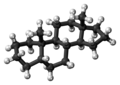 5Beta-Androstane molecule ball.png