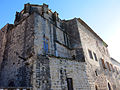 627 Palau episcopal de Tortosa, façana de la rambla de Felip Pedrell, capella.JPG