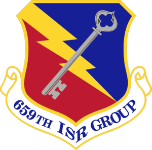 659th Intelligence, Surveillance and Reconnaissance Group - 659th Intelligence, Surveillance and Reconnaissance Group emblem