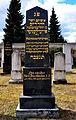 68 Klagenfurt Sankt Ruprecht juedischer Friedhof Friedlaender Grabstein 26032009 99.jpg
