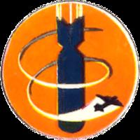 709th Bombardment Squadron - Emblem