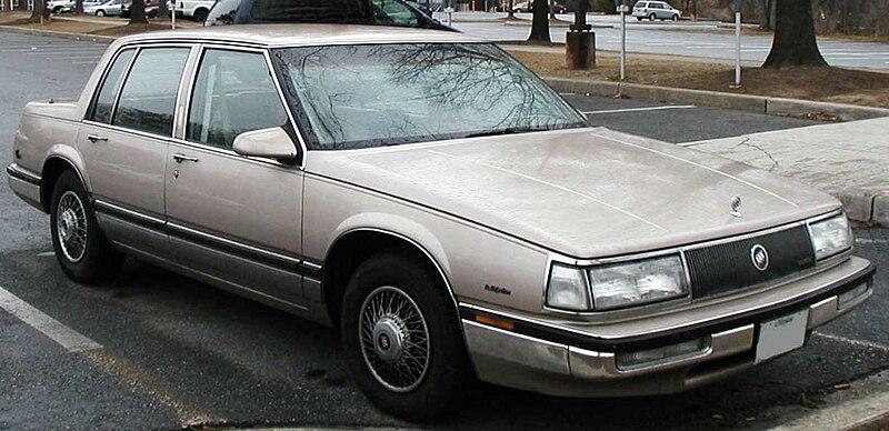 Buick Dealers New Orleans >> 1985 GM FWD sedans... (Celebrity, 6000, Cutlass Ciera, Century) (sedan, coupes, idle ...