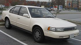 91 nissian maxima tranny name