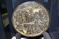 9596 - Milano - Museo archeologico - Patera di Parabiago - Foto Giovanni Dall'Orto 13 Mar 2012.jpg