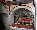 9862 - Milano - Sant'Ambrogio - Cripta - Urna (1897) - Foto Giovanni Dall'Orto 25-Apr-2007.jpg