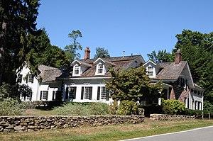 Ackerman-Dater House - Image: ACKERMAN DATER HOUSE, SADDLE RIVER, BERGEN COUNTY, NJ