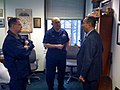 ADM Allen, RADM Gabel & Captain McNamara at the National Cargo Bureau in NYC. (3011125294).jpg