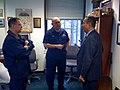 ADM Allen, RADM Gabel & Captain McNamara at the National Cargo Bureau in NYC. (3011125294).jpg