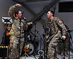 AFCENT band's spring show brings the heat 150311-F-CV765-068.jpg