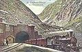 AK Goeschenen, St. Gotthard-Tunnel u. schweizer Eisenbahn.jpg