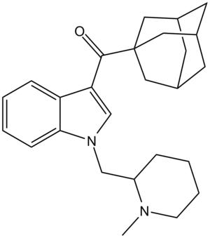 AM-1248 - Image: AM 1248 structure