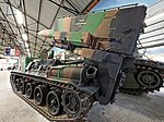 AMX-30 Pluton, Tanks in the Musée des Blindés, France, pic-18.jpg