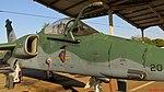 AMX A-1M na Academia da Força Aérea (AFA) em Pirassununga. O caça foi desenvolvido por um consórcio internacional, formado pelas empresas Embraer,(Brasil) Al - panoramio (6).jpg