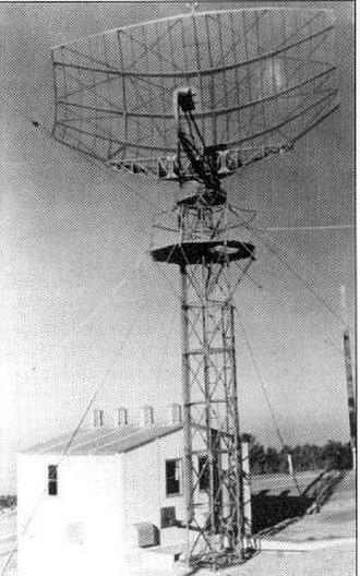 General Electric AN/FPS-8 Radar - Image: AN FPS 8 Radar