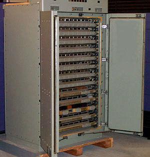 AN/USQ-20 - The AN/USQ-20 computer.