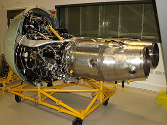 Armstrong Siddeley Double Mamba - Preserved Double Mamba at the Imperial War Museum Duxford
