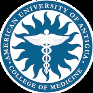 American University of Antigua - Image: AUA COM Seal 200x 200