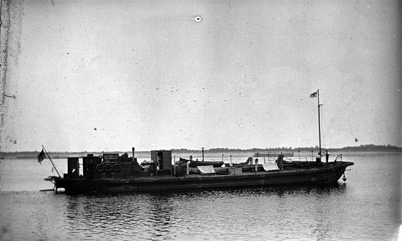 File:A Royal Naval Barge Wellcome L0034450.jpg