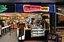Tim Hortons Cafe & Bake Shop