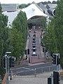 A flight of locks at Merry Hill Centre - geograph.org.uk - 906915.jpg