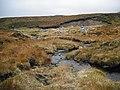 A small burn joins Allt a' Chaorainn - geograph.org.uk - 1553210.jpg