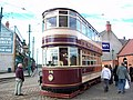 A tram at Beamish - geograph.org.uk - 1189214.jpg