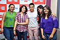 Aamir Khan at 92.7 BIG FM to promote Satyamev Jayate.jpg