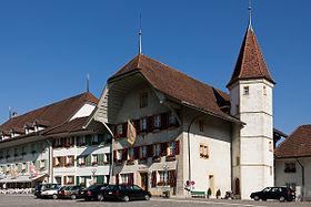 Aarberg: Schloss
