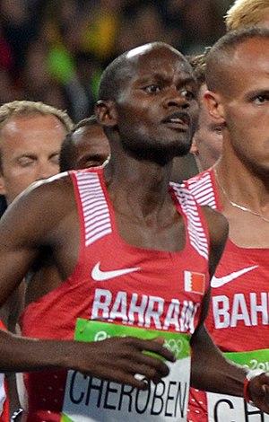 Abraham Cheroben - Cheroben at the 2016 Olympics