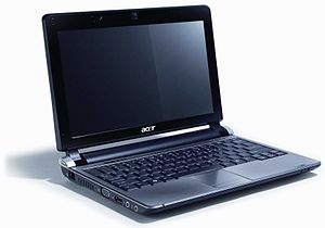 Acer Aspire One - The Ultra-Thin Acer Aspire One D250