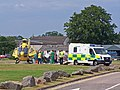 Action at the Helipad - geograph.org.uk - 1380128.jpg