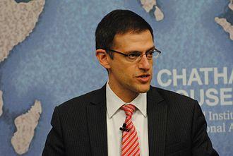 Adam Szubin - Adam Szubin, Acting Under Secretary for Terrorism and Financial Intelligence