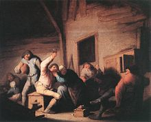 Adriaen van Ostade - Peasants in a Tavern.jpg