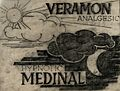 Advert for Veramon analgesics with the sun and the moon Wellcome V0047574.jpg