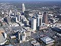 Aerial Uptown Charlotte 2005-Nov-13.jpg