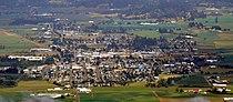 Aerial View of Tillamook, Oregon.JPG