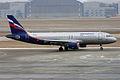 Aeroflot, VQ-BHL, Airbus A320-214 (16269974759).jpg