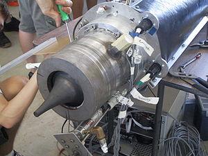 Aerospike engine - CSULB aerospike engine