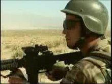Fail:Afghan Commandos training Close Air Support.ogv