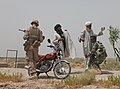 Afghan National Army, 'Bad Company' break insurgents' will 110827-M-RE261-006.jpg
