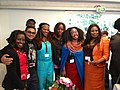 African Film makers and Raaj Rahhi in Cannes Film Festival.jpg