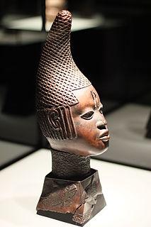 Idia Queen Mother of the Benin Empire