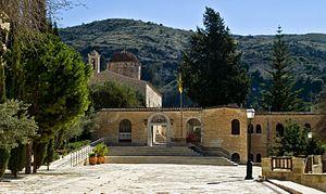Agios Neophytos Monastery Cyprus 02
