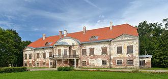Ahja - Ahja Manor