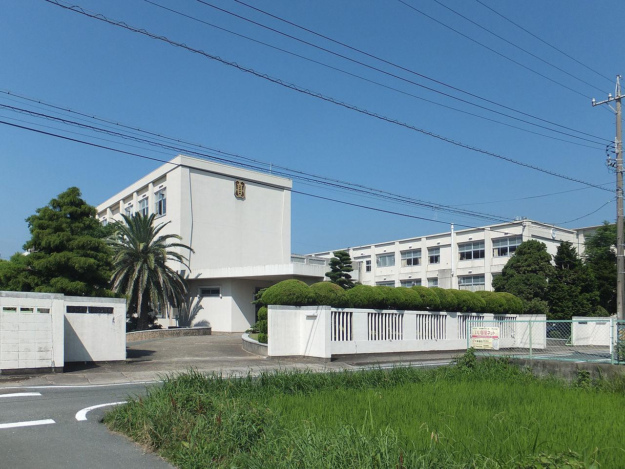 Aichi Prefectural Ko High School (2013.08.02) 1.jpg